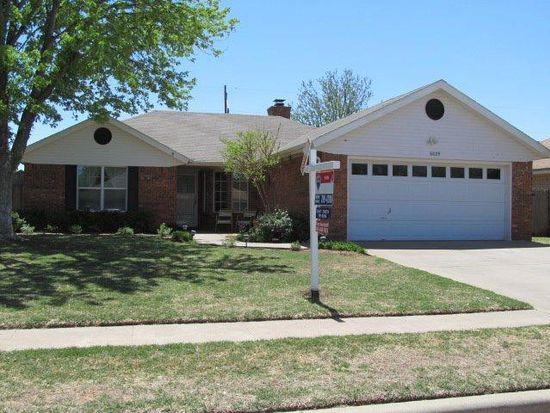 6009 72nd St, Lubbock, TX 79424