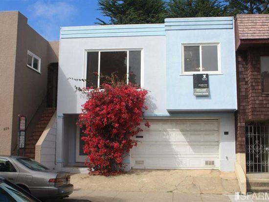882 Chenery St, San Francisco, CA 94131