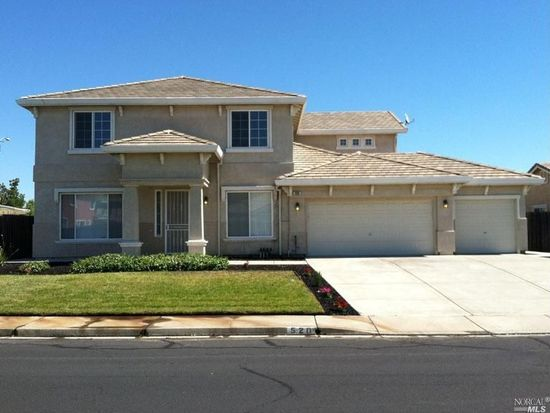 520 Ruby Dr, Vacaville, CA 95687