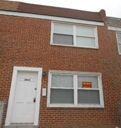 2511 Marbourne Ave, Baltimore, MD 21230