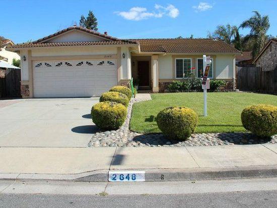 2648 Toy Ln, San Jose, CA 95121