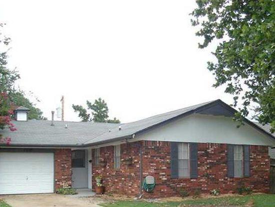 1829 N Union Ave, Shawnee, OK 74804