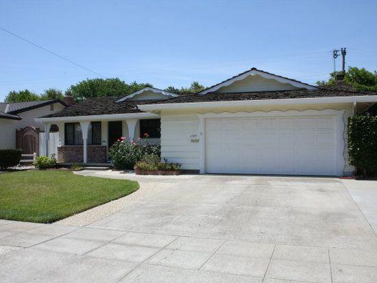1309 Antonio Ln, San Jose, CA 95117