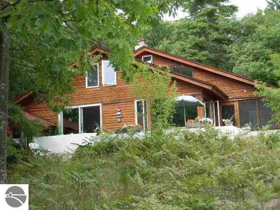 12890 N Forest Beach Shores Rd, Northport, MI 49670