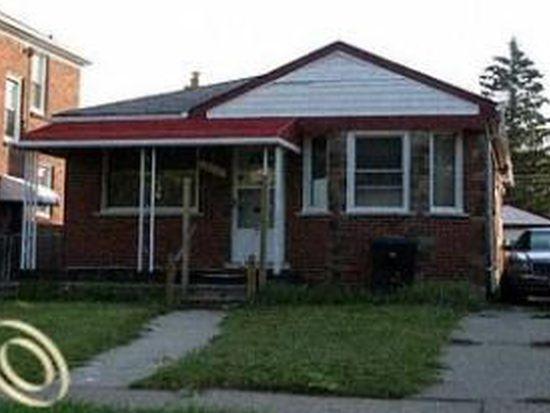 13072 Canonbury St, Detroit, MI 48205