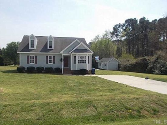 608 Cross Pointe Ln, Garner, NC 27529