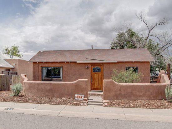 913 20th St NW, Albuquerque, NM 87104