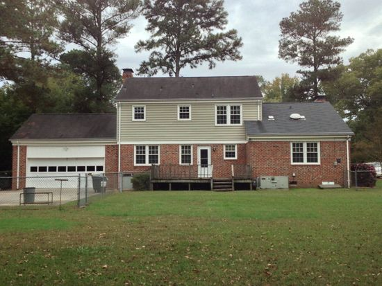 3416 Woodlawn Rd, Rocky Mount, NC 27804