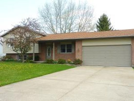 1538 Independence Dr, Newark, OH 43055