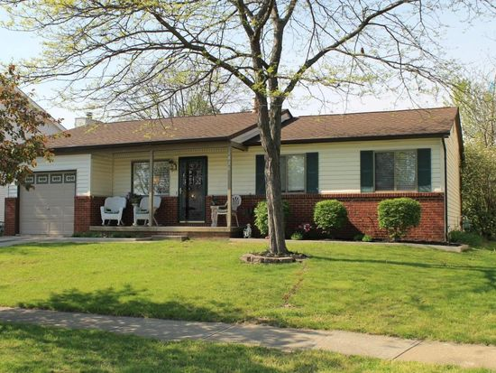 1826 Ibson Dr, Powell, OH 43065
