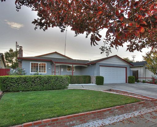 1127 Kentwood Ave, Cupertino, CA 95014