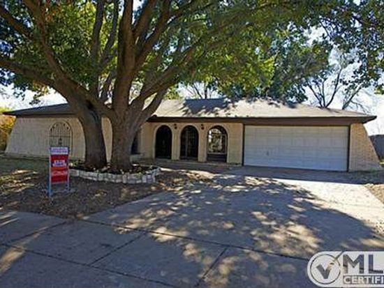 1409 Limestone Trl, Fort Worth, TX 76134