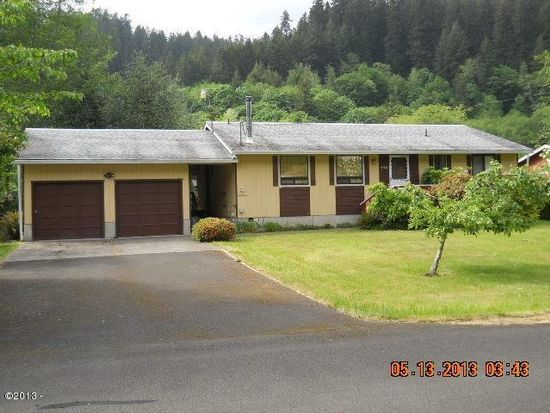 446 E Evans Dr, Tidewater, OR 97390