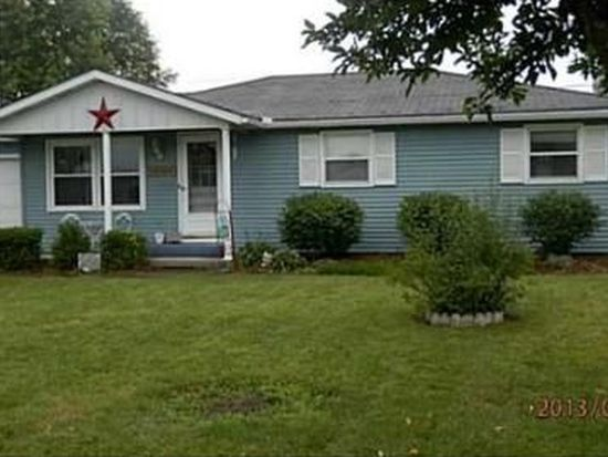 13488 Nancy St, Paulding, OH 45879