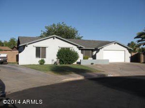 2515 W Olla Cir, Mesa, AZ 85202