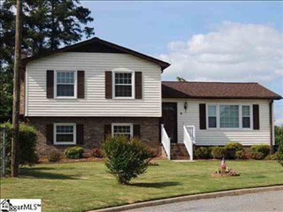 4 Willowtree Ct, Simpsonville, SC 29680
