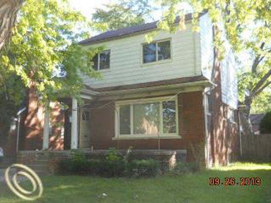 16886 Pierson St, Detroit, MI 48219