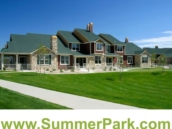The Eldora - Townhome - The Residence at Summer Park by Hartford Companies