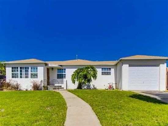 5956 Alleghany St, San Diego, CA 92139