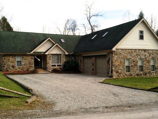 2076 Wolf Creek Rd, Fayetteville, WV 25840