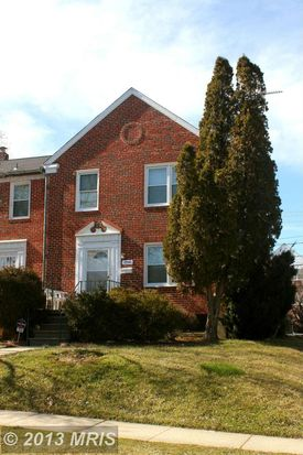 1554 Kirkwood Rd, Baltimore, MD 21207