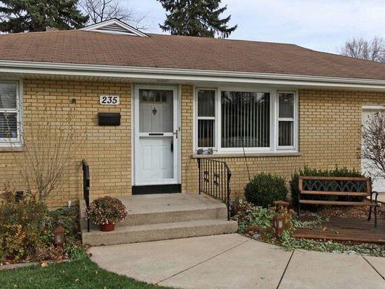 235 N Elroy Ave, Bartlett, IL 60103