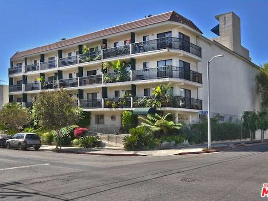 1355 N Sierra Bonita Ave APT 412, West Hollywood, CA 90046