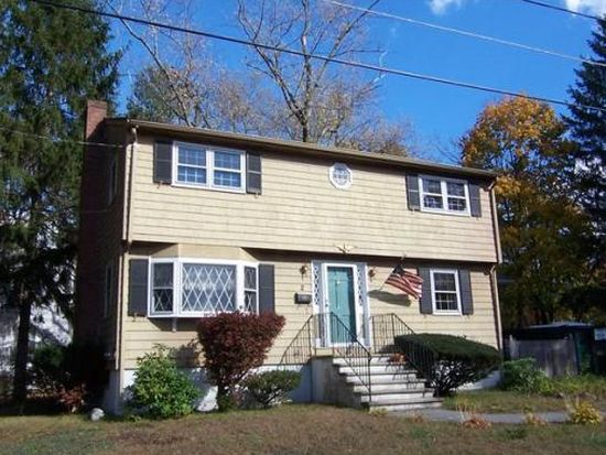 2 Fayerweather St, North Billerica, MA 01862