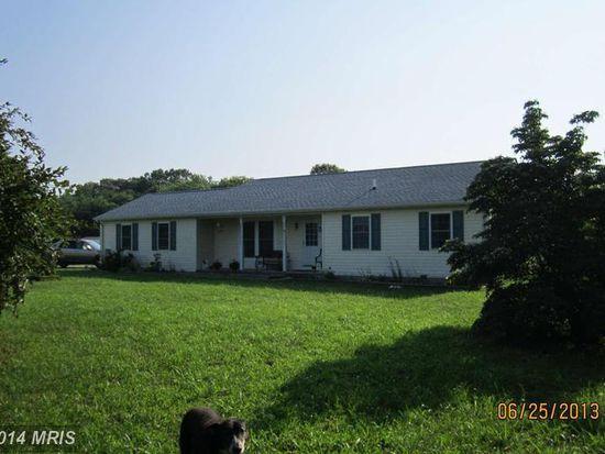 15204 Jarrell Rd, Goldsboro, MD 21636