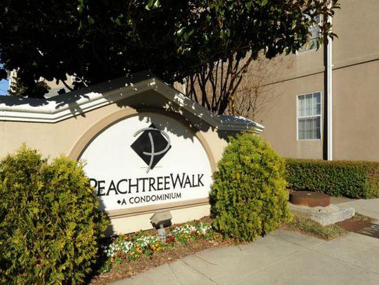 1075 Peachtree Walk NE UNIT A402, Atlanta, GA 30309