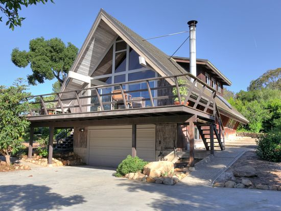 828 Summit Rd, Santa Barbara, CA 93108