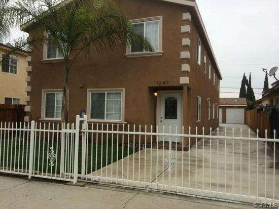 1247 S Ditman Ave, Los Angeles, CA 90023
