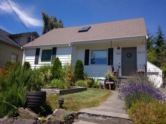 3012 NW 61st St, Seattle, WA 98107
