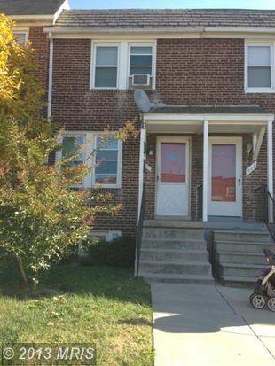 421 Hornel St, Baltimore, MD 21224