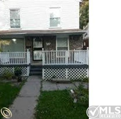 9336 Manor St, Detroit, MI 48204