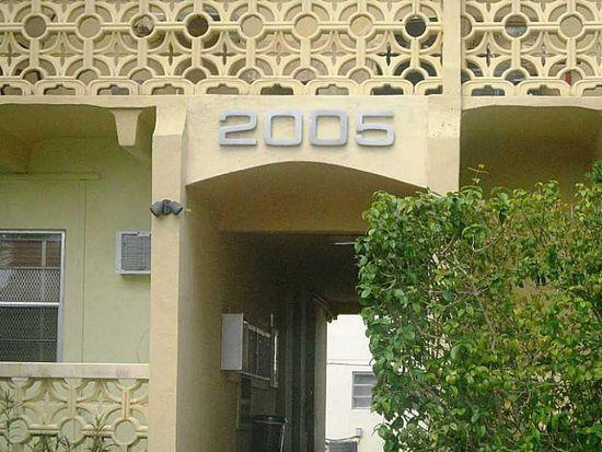 2005 Sans Souci Blvd APT 105, North Miami, FL 33181