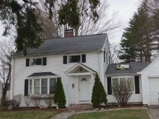 74 Rose Hill Way, Waltham, MA 02453