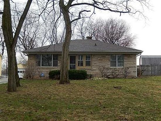 3824 S Sherman Dr, Indianapolis, IN 46237