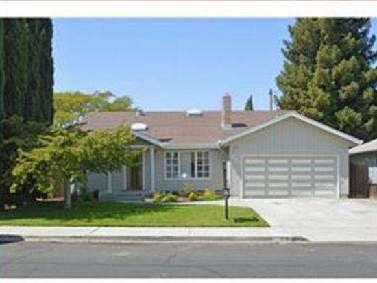 668 Robin Dr, Santa Clara, CA 95050