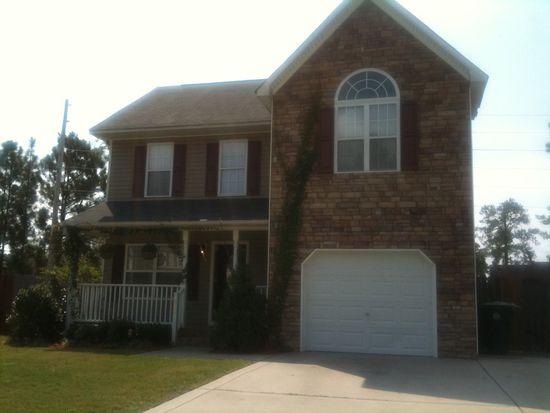 1608 Silver Ridge Ct, Fayetteville, NC 28304