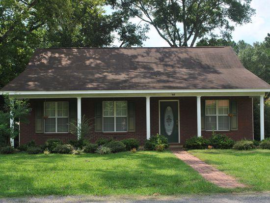 105 Jamison St, Houston, MS 38851