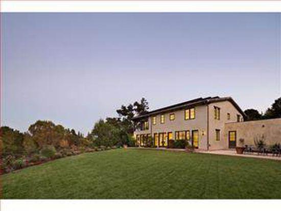 62 Ridge View Dr, Atherton, CA 94027
