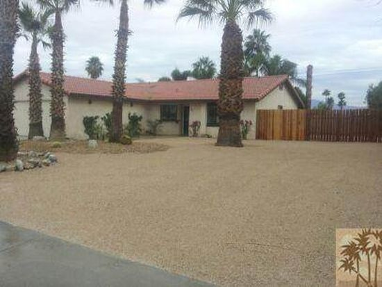 489 E San Rafael Dr, Palm Springs, CA 92262