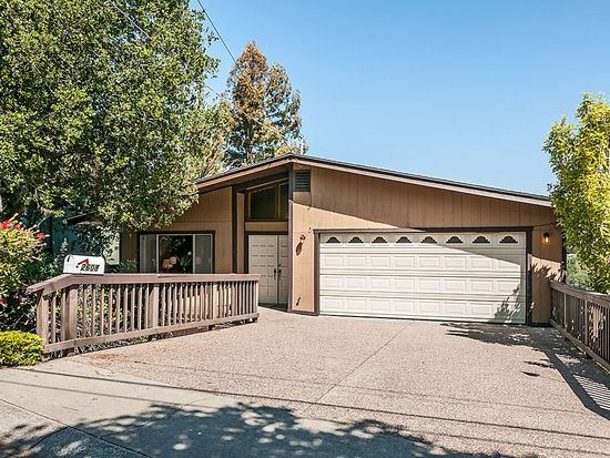 2608 Belmont Canyon Rd, Belmont, CA 94002