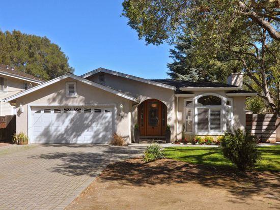 261 Langton Ave, Los Altos, CA 94022