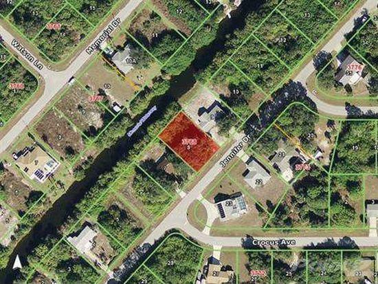 7465 Jennifer Dr, Port Charlotte, FL 33981