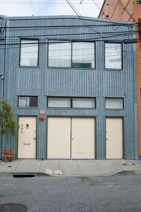 268 Clara St, San Francisco, CA 94107