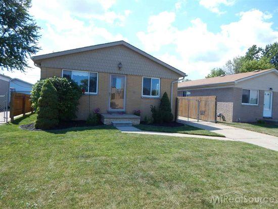 35455 Kirby St, Clinton Township, MI 48035