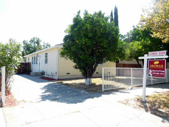 1176 S 8th St, San Jose, CA 95112