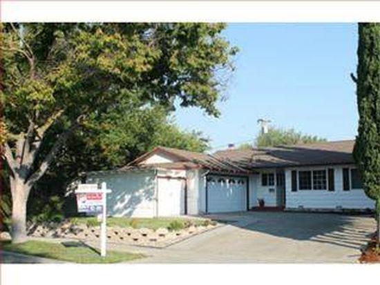 1550 Rose Anna Dr, San Jose, CA 95118